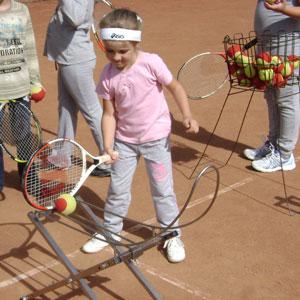 Восемь тренажеров для обучения теннису. Советы, как их 67